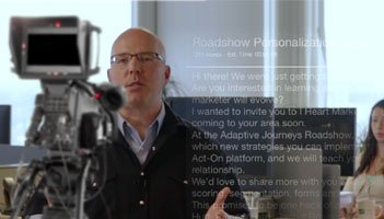 Nervous on Camera? Consider Using a Teleprompter for Your Next B2BVideo
