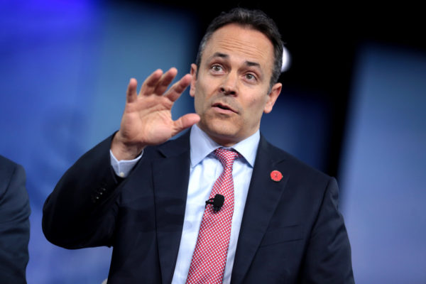 Kentucky Governor Matt Bevin SayingState Employees Are Bankrupting The State IsFalse