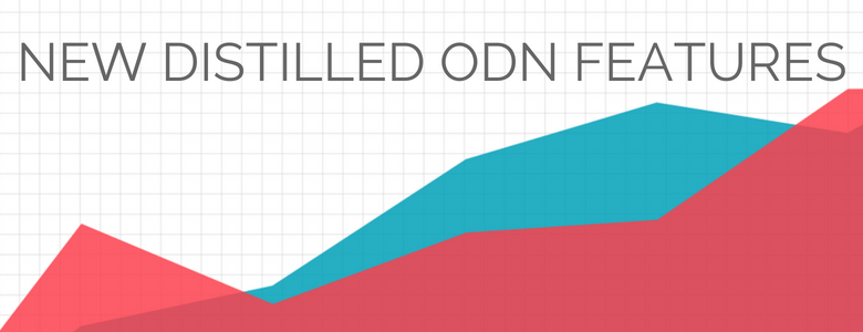 New Distilled ODN features including SEO friendly URLs for enterprise platforms